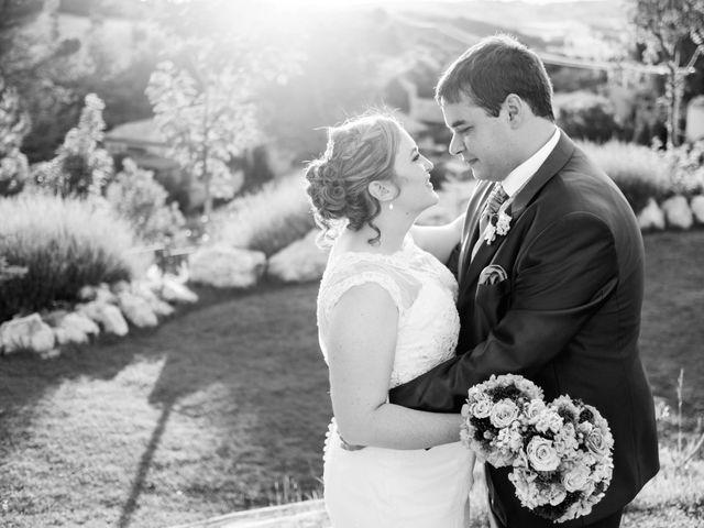 La boda de Miguel y Irene en Tarancon, Cuenca 45