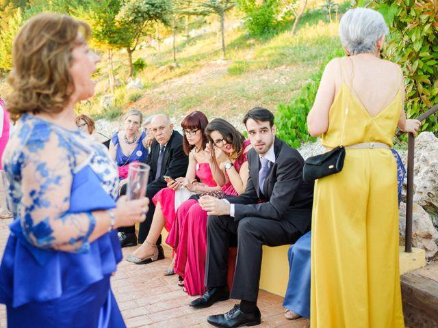 La boda de Miguel y Irene en Tarancon, Cuenca 47