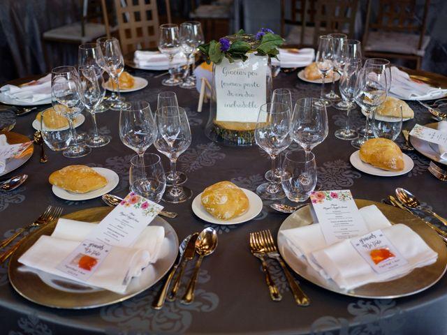 La boda de Miguel y Irene en Tarancon, Cuenca 54