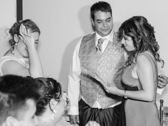 La boda de Miguel y Irene en Tarancon, Cuenca 59