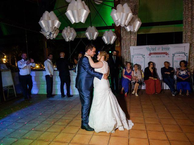La boda de Miguel y Irene en Tarancon, Cuenca 62