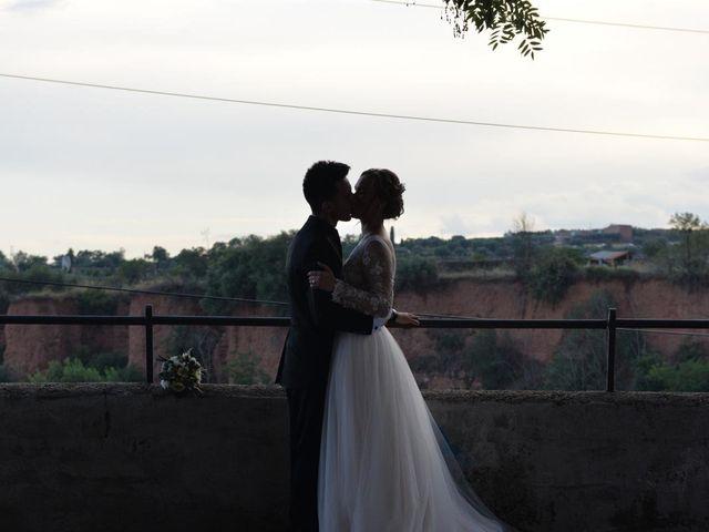 La boda de Alex y Andreea en Caldes De Montbui, Barcelona 1