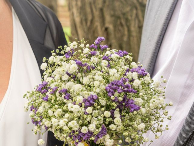 La boda de Andres y Gemma en Sant Marti De Centelles, Barcelona 7