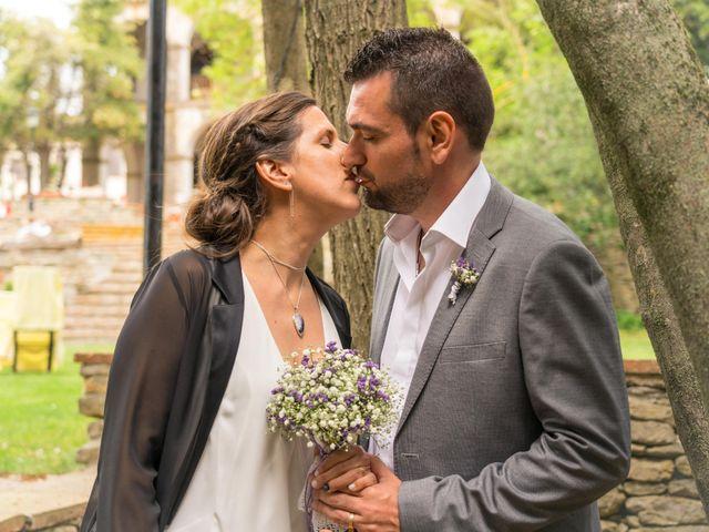 La boda de Andres y Gemma en Sant Marti De Centelles, Barcelona 9