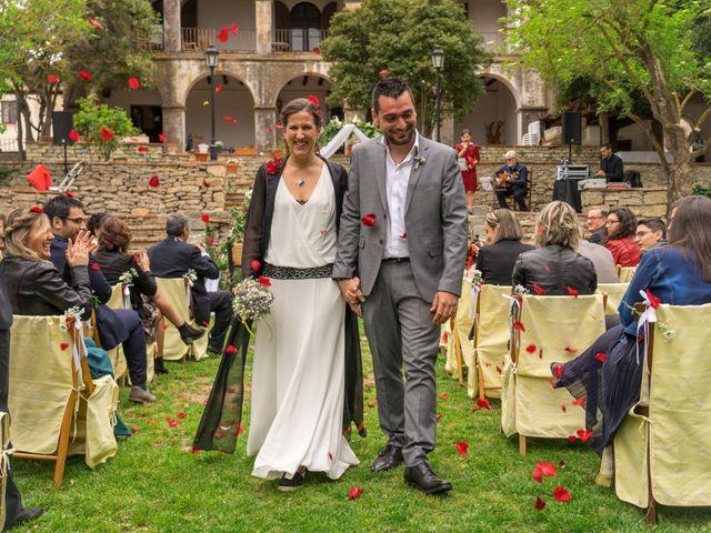 La boda de Andres y Gemma en Sant Marti De Centelles, Barcelona 4