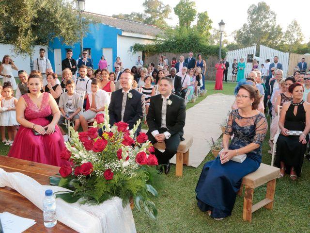 La boda de Jordi y Diego en El Rocio, Huelva 12