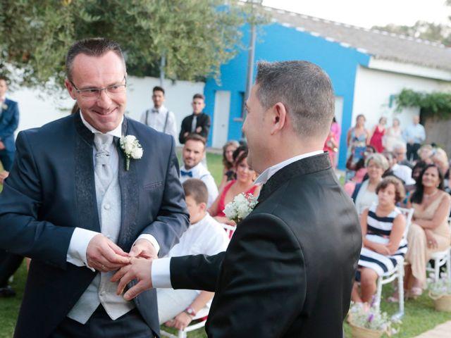 La boda de Jordi y Diego en El Rocio, Huelva 14