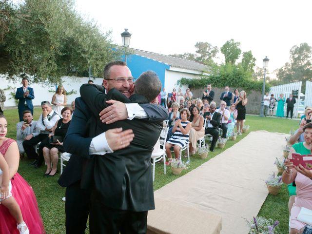 La boda de Jordi y Diego en El Rocio, Huelva 15