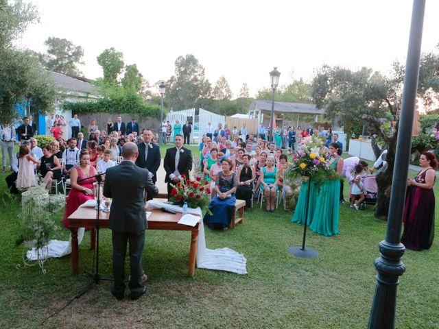 La boda de Jordi y Diego en El Rocio, Huelva 17