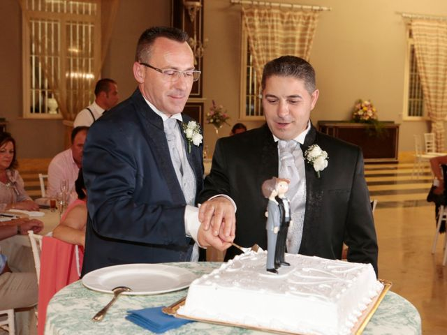 La boda de Jordi y Diego en El Rocio, Huelva 25