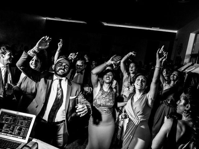 La boda de David y Cristina en Villafranca De Los Barros, Badajoz 20