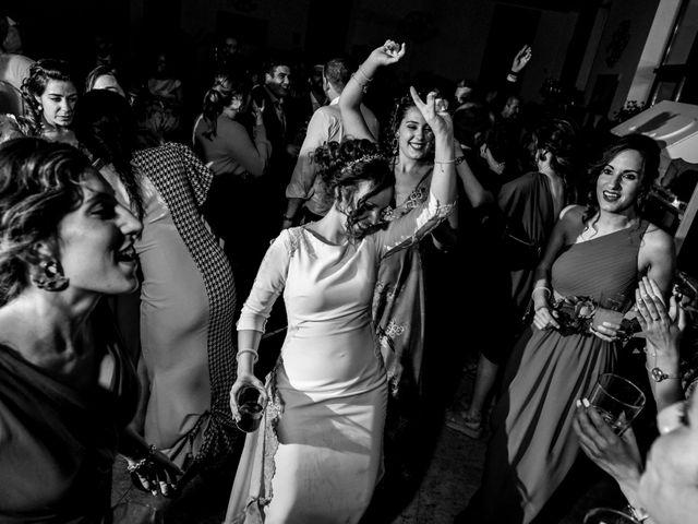 La boda de David y Cristina en Villafranca De Los Barros, Badajoz 21