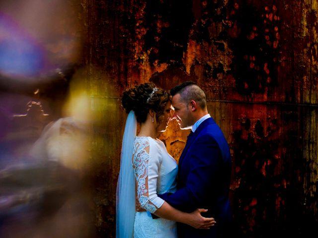 La boda de David y Cristina en Villafranca De Los Barros, Badajoz 24