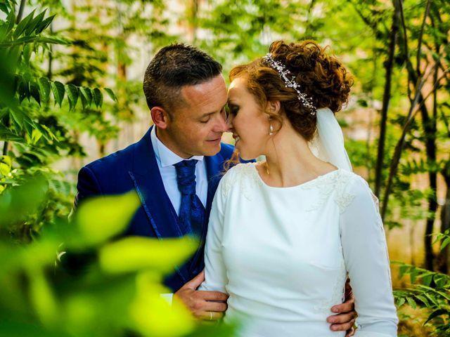 La boda de David y Cristina en Villafranca De Los Barros, Badajoz 28