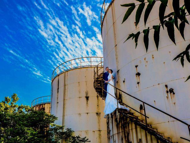 La boda de David y Cristina en Villafranca De Los Barros, Badajoz 29