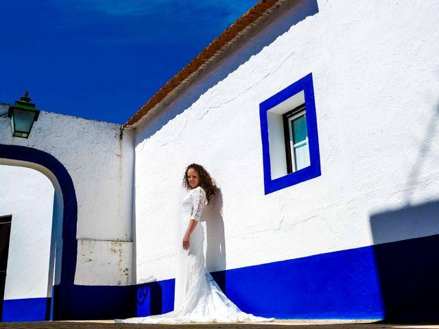 La boda de David y Cristina en Villafranca De Los Barros, Badajoz 30