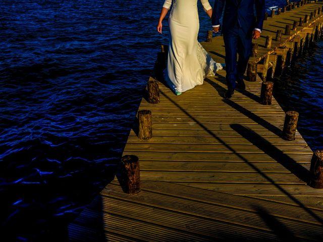 La boda de David y Cristina en Villafranca De Los Barros, Badajoz 35