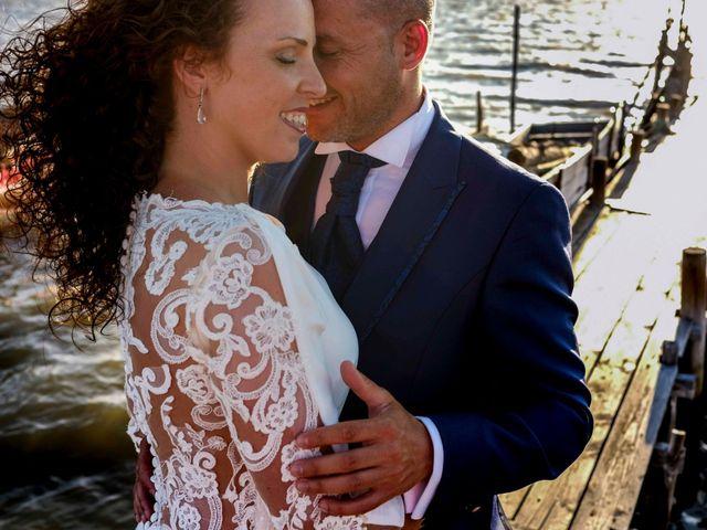 La boda de David y Cristina en Villafranca De Los Barros, Badajoz 37