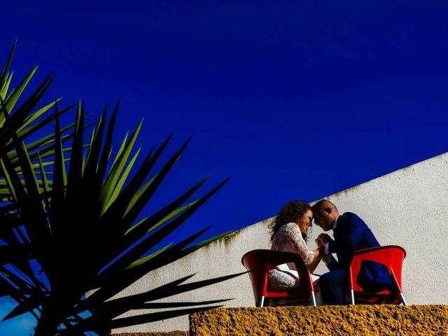 La boda de David y Cristina en Villafranca De Los Barros, Badajoz 43