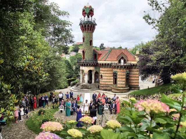La boda de Manuel y Patricia en Comillas, Cantabria 12