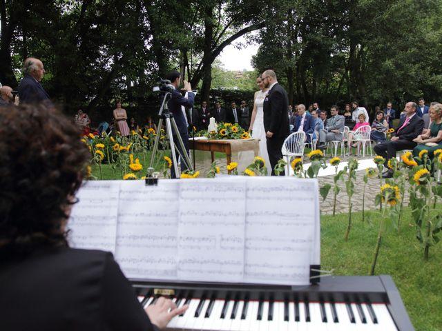 La boda de Manuel y Patricia en Comillas, Cantabria 13