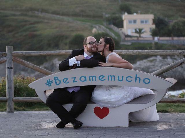 La boda de Manuel y Patricia en Comillas, Cantabria 23