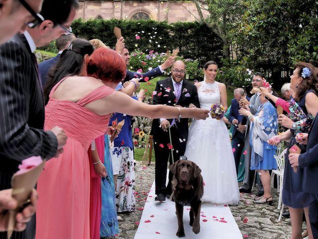 La boda de Manuel y Patricia en Comillas, Cantabria 14