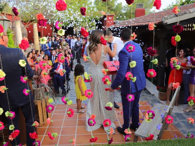 La boda de Juan Carlos y Lorena en Valdepeñas, Ciudad Real 1