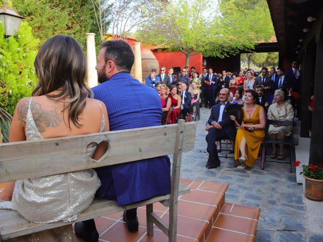 La boda de Lorena y Juan Carlos