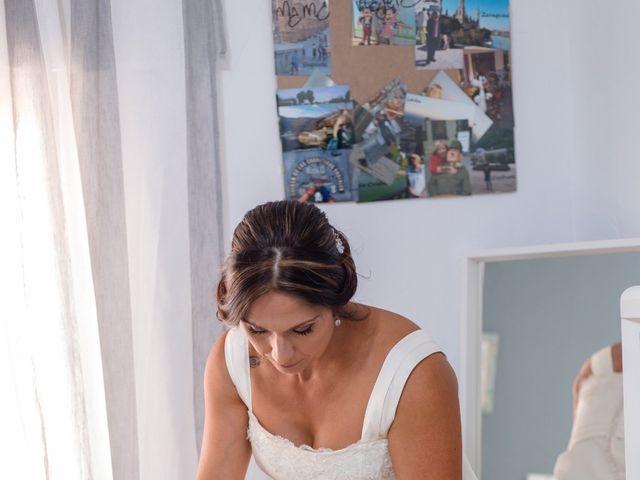 La boda de Dani y Aurora en San Fernando, Cádiz 7