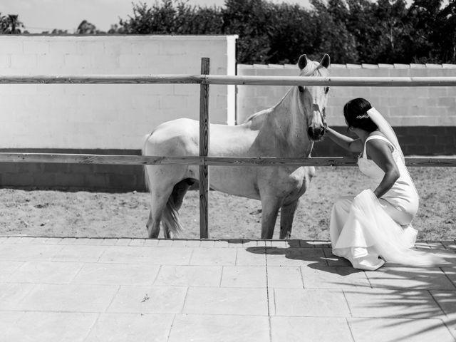 La boda de Dani y Aurora en San Fernando, Cádiz 8