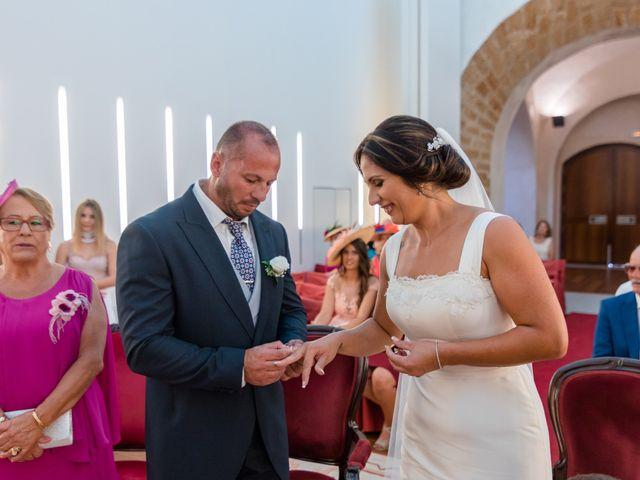 La boda de Dani y Aurora en San Fernando, Cádiz 10