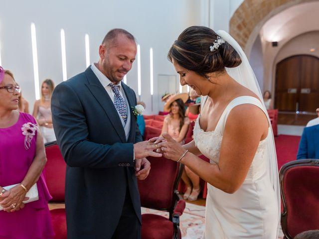 La boda de Dani y Aurora en San Fernando, Cádiz 11