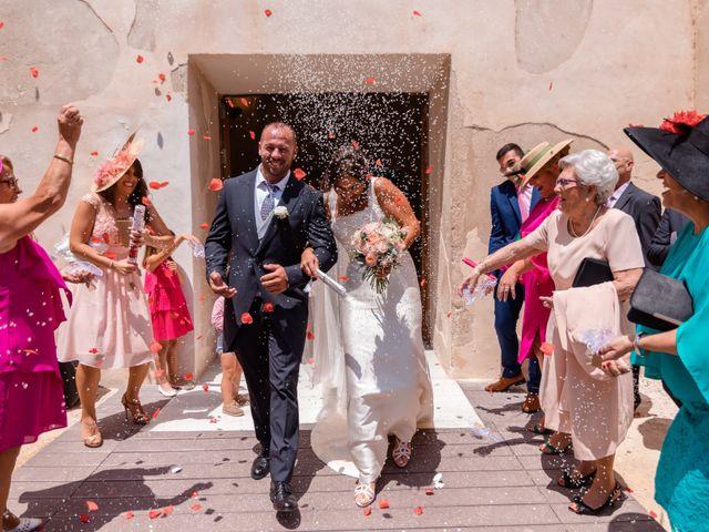La boda de Dani y Aurora en San Fernando, Cádiz 12