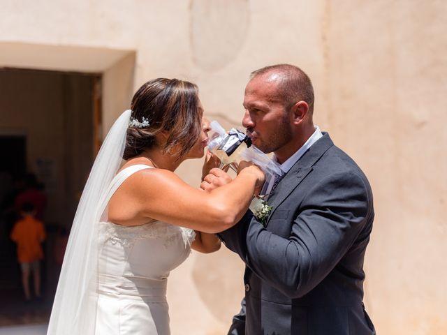 La boda de Dani y Aurora en San Fernando, Cádiz 13