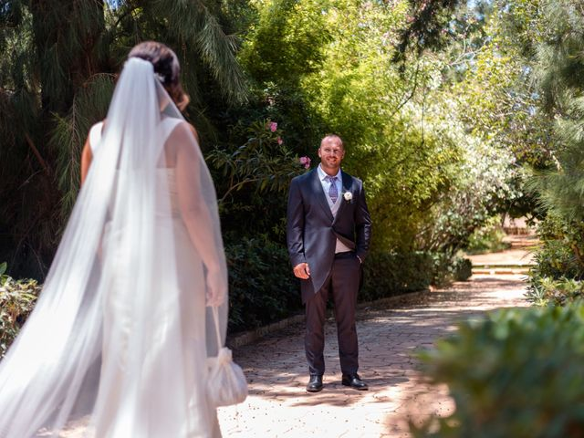 La boda de Dani y Aurora en San Fernando, Cádiz 16