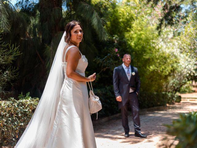 La boda de Dani y Aurora en San Fernando, Cádiz 17