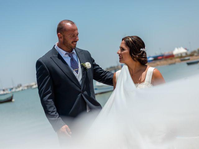 La boda de Dani y Aurora en San Fernando, Cádiz 21