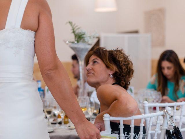 La boda de Dani y Aurora en San Fernando, Cádiz 25
