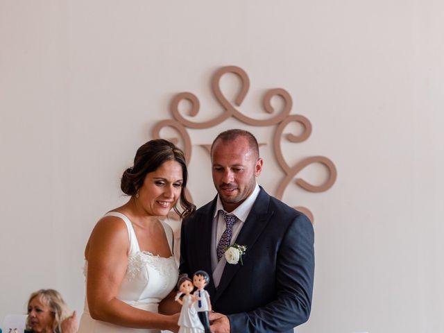 La boda de Dani y Aurora en San Fernando, Cádiz 27
