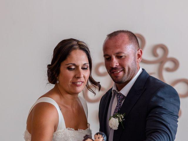 La boda de Dani y Aurora en San Fernando, Cádiz 28