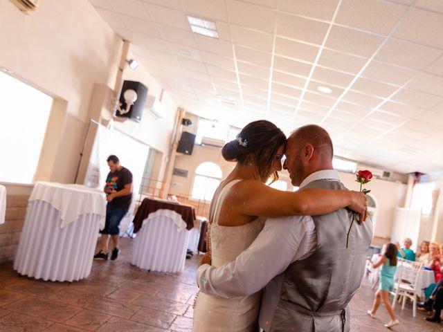 La boda de Dani y Aurora en San Fernando, Cádiz 30