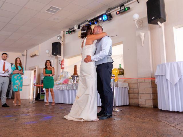 La boda de Dani y Aurora en San Fernando, Cádiz 33