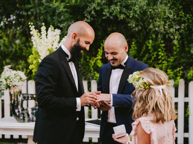 La boda de Virgilio y Carlos en Albacete, Albacete 67