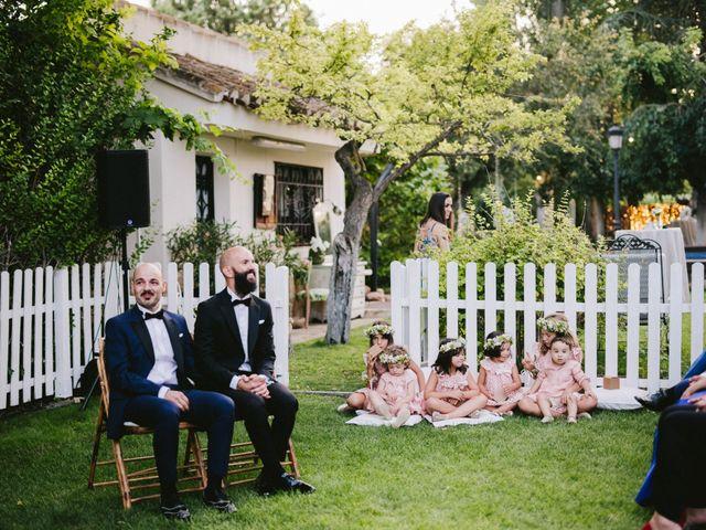 La boda de Virgilio y Carlos en Albacete, Albacete 81