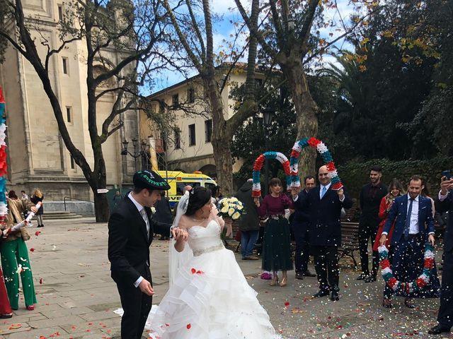 La boda de Francisco y Maitane en Bilbao, Vizcaya 7