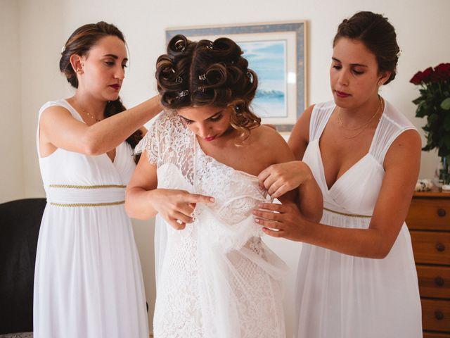 La boda de Nauzet y Laura en Caleta De Sebo (Isla Graciosa), Las Palmas 3