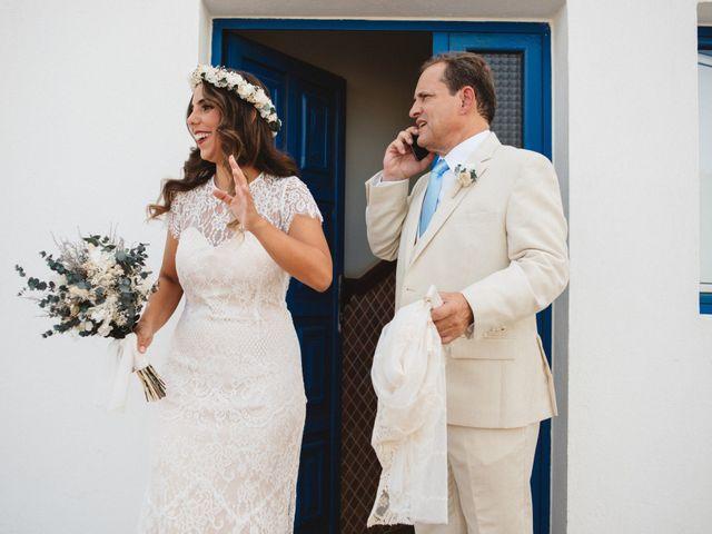 La boda de Nauzet y Laura en Caleta De Sebo (Isla Graciosa), Las Palmas 5