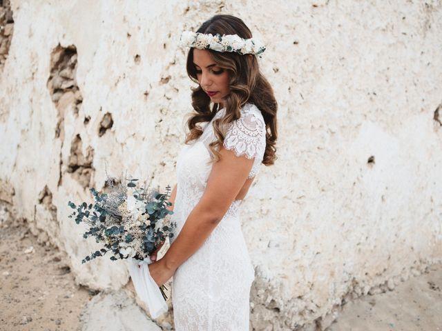 La boda de Nauzet y Laura en Caleta De Sebo (Isla Graciosa), Las Palmas 6