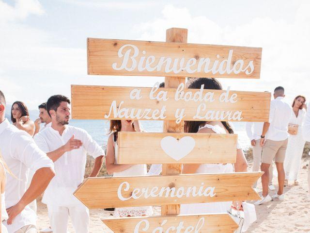 La boda de Nauzet y Laura en Caleta De Sebo (Isla Graciosa), Las Palmas 17